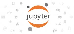 jupyter notebook es una aplicación web para crear documentos que contiene código, ecuaciones, visualizaciones y texto.