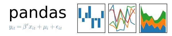 pandas es una librería de python para la manipulación de datos y el análisis de datos