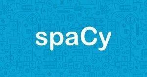 spaCy es una librería de python para procesamiento de lenguaje natural